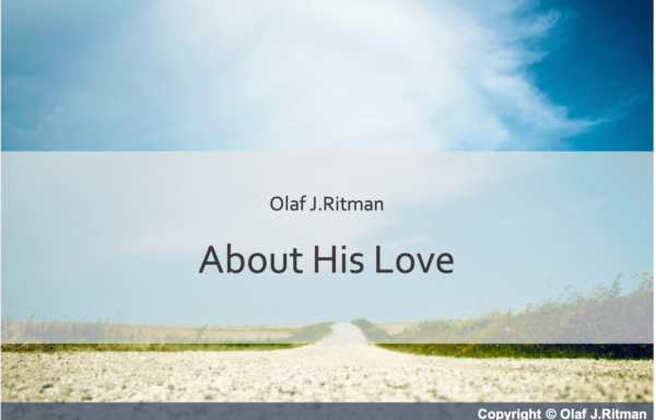 About His Love