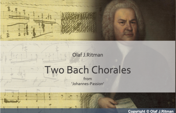 Two Bach Chorales